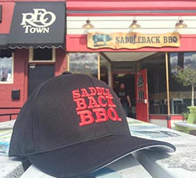 Saddleback BBQ