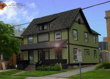 800 E Michigan Hosmer Duplex front